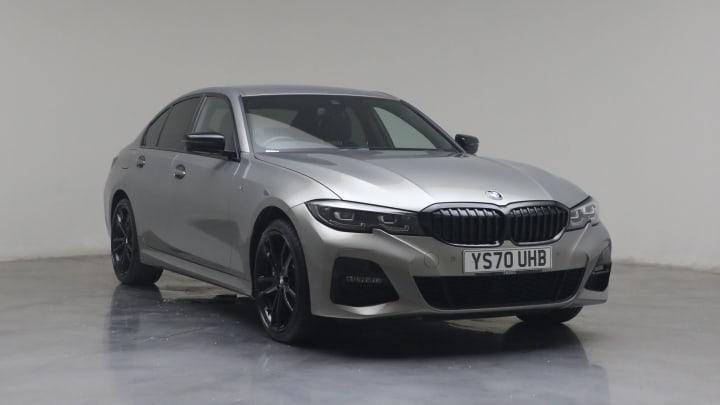2020 used BMW 3 Series 2L M Sport Pro Edition 330e