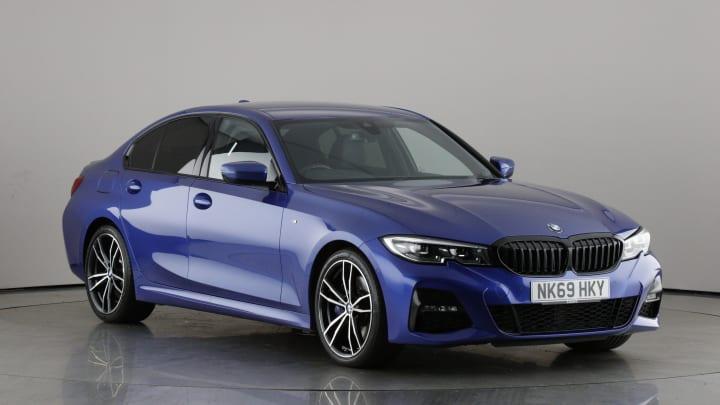 2019 used BMW 3 Series 3L M Sport 330d