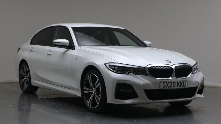 2020 used BMW 3 Series 2L M Sport 330e