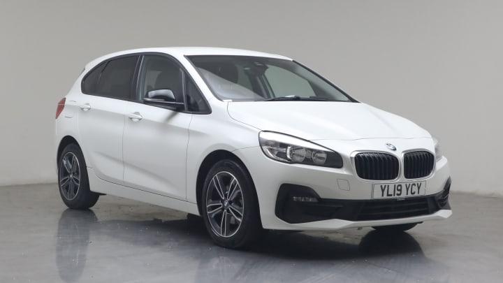 2019 used BMW 2 Series Active Tourer 1.5L Sport 218i