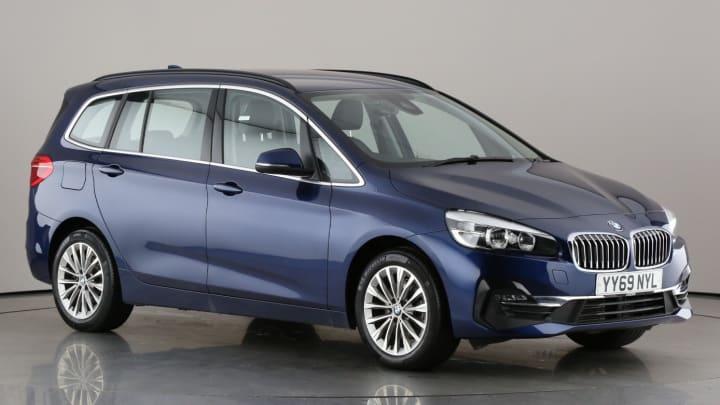 2020 used BMW 2 Series Gran Tourer 1.5L Luxury 218i