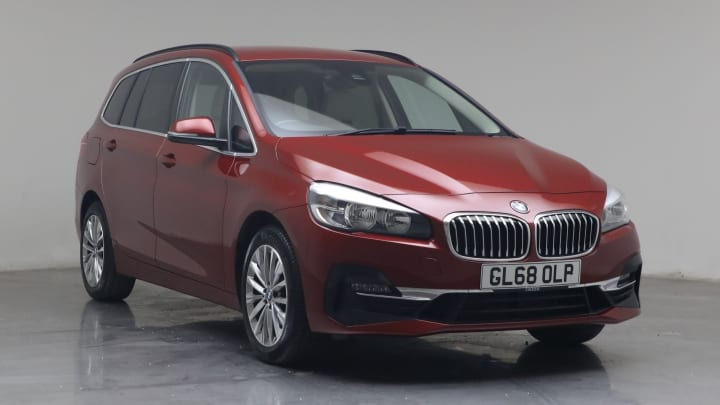 2018 used BMW 2 Series Gran Tourer 2L Luxury 220d