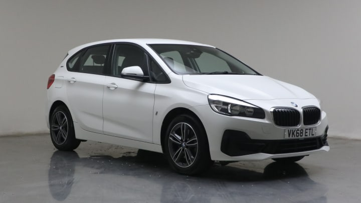 2018 used BMW 2 Series Active Tourer 1.5L Sport 225xe