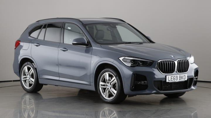 2020 used BMW X1 2L M Sport 20i