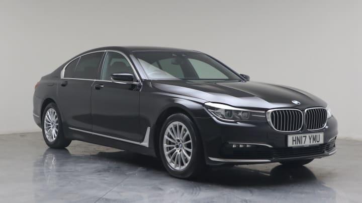 2017 used BMW 7 Series 4.4L i V8
