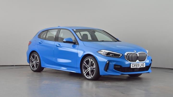 2020 subscription BMW 1 Series 1.5L M Sport 118i
