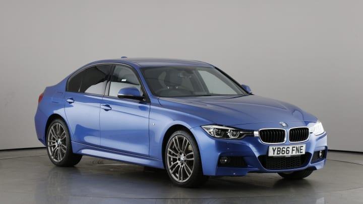 2016 used BMW 3 Series 2L M Sport 320i