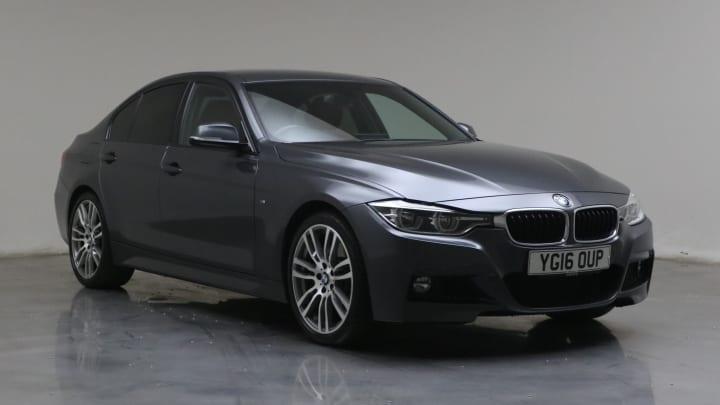 2016 used BMW 3 Series 3L M Sport 340i