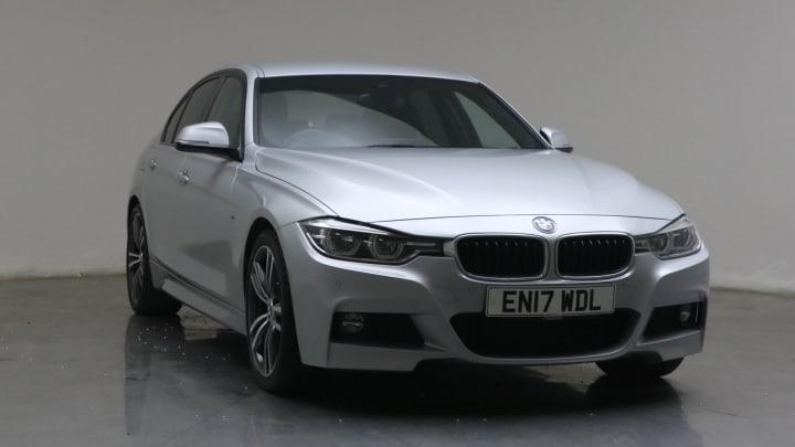 2017 used BMW 3 Series 3L M Sport 340i