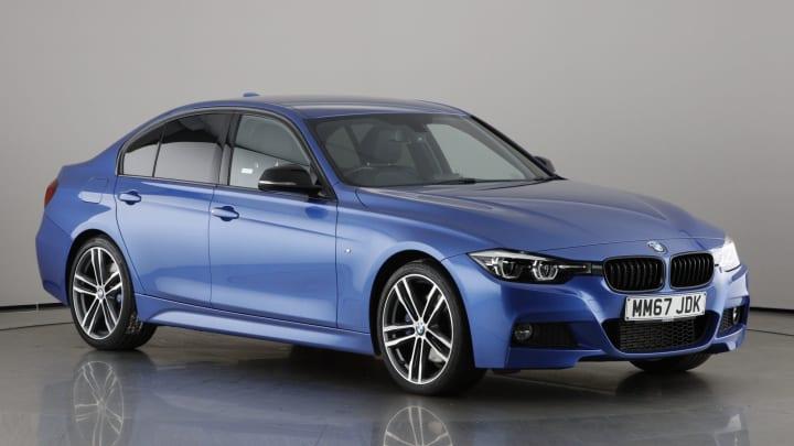 2017 used BMW 3 Series 2L M Sport Shadow Edition BluePerformance 320d
