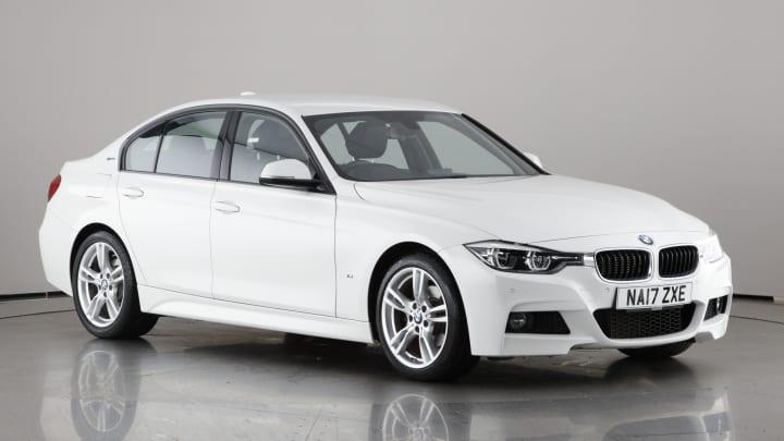 2017 used BMW 3 Series 2L M Sport 330e