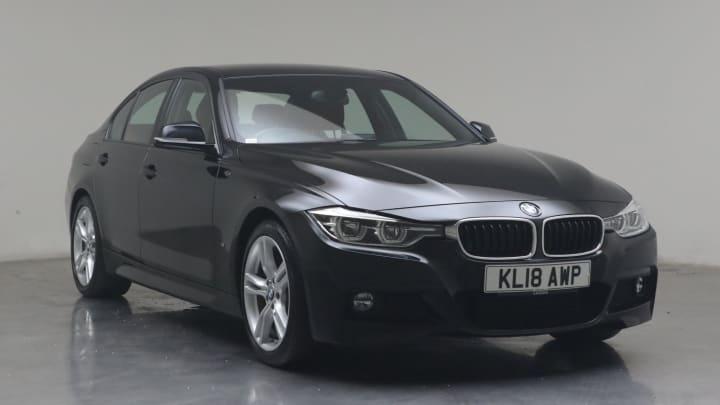 2018 used BMW 3 Series 2L M Sport 330e