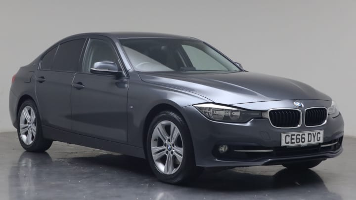 2016 Used BMW 3 Series 2L Sport 330e