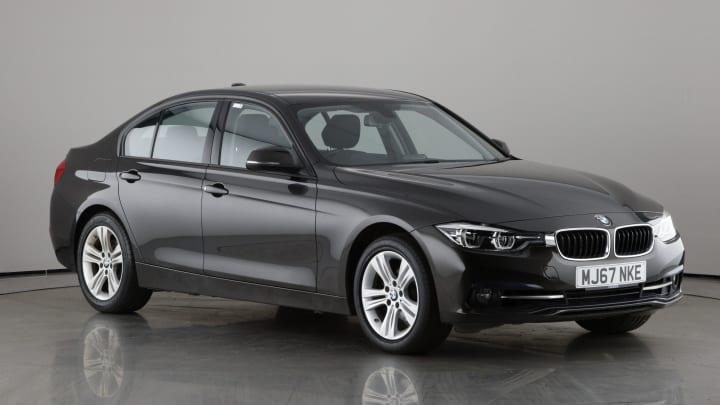 2017 used BMW 3 Series 1.5L Sport 318i