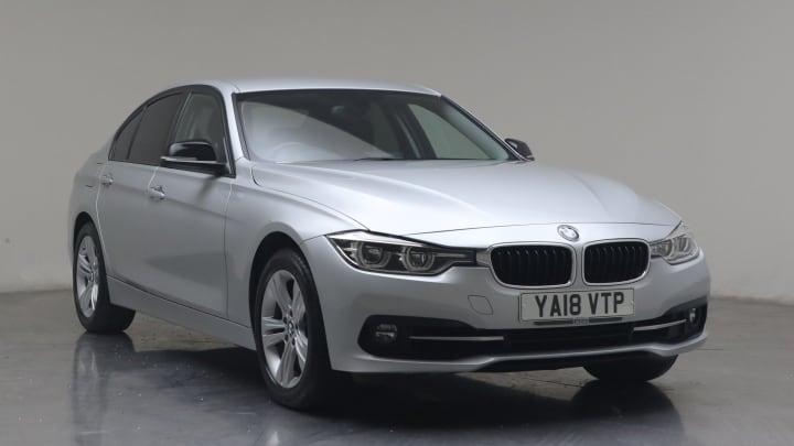 2018 used BMW 3 Series 1.5L Sport 318i