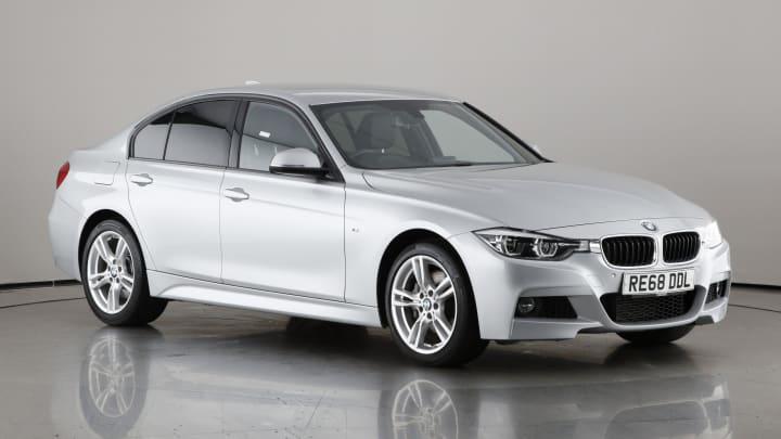 2018 used BMW 3 Series 3L M Sport 335d