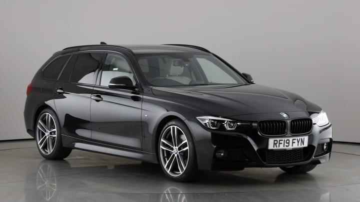 2019 used BMW 3 Series 2L M Sport Shadow Edition 320i