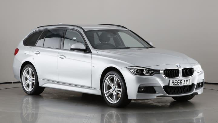 2017 used BMW 3 Series 2L M Sport 320i
