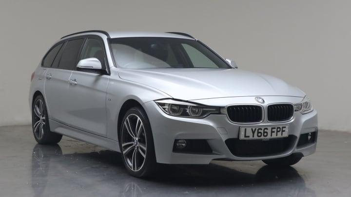 2016 used BMW 3 Series 2L M Sport 320d