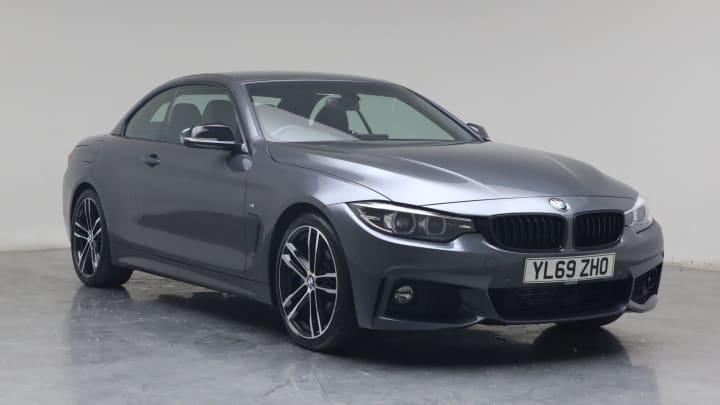 2020 used BMW 4 Series 2L M Sport 420d