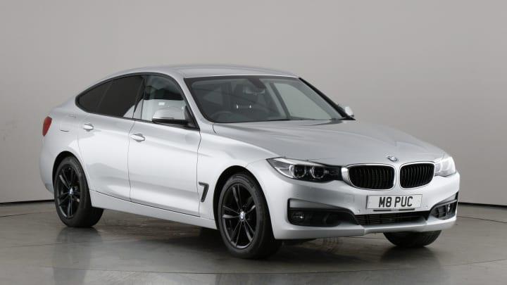 2018 used BMW 3 Series Gran Turismo 2L SE 318d