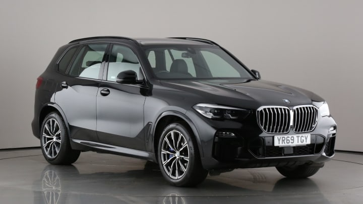 2019 used BMW X5 3L M Sport 30d