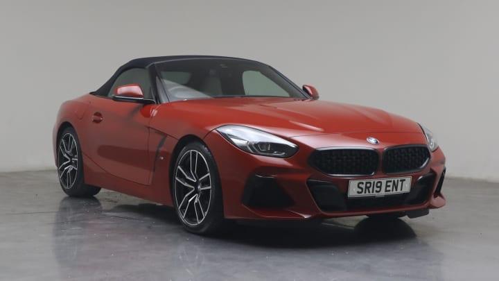 2019 used BMW Z4 2L M Sport 20i