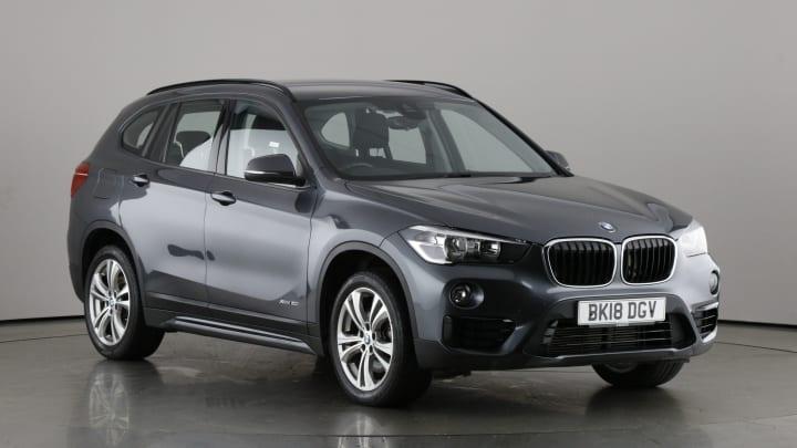 2018 used BMW X1 2L Sport 20i