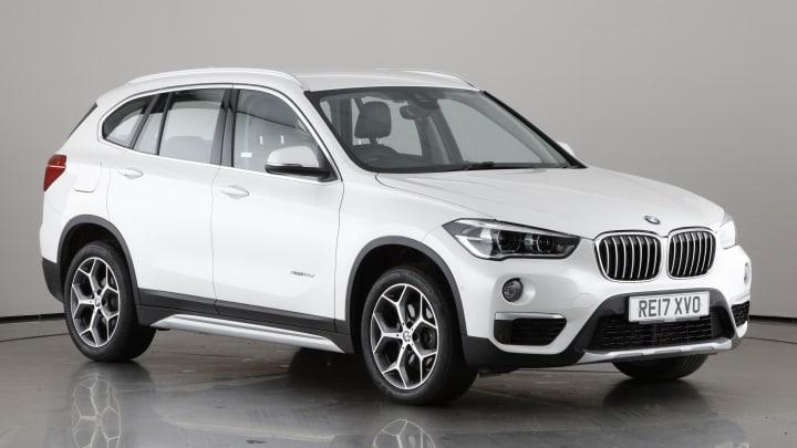 2017 used BMW X1 2L xLine 18d