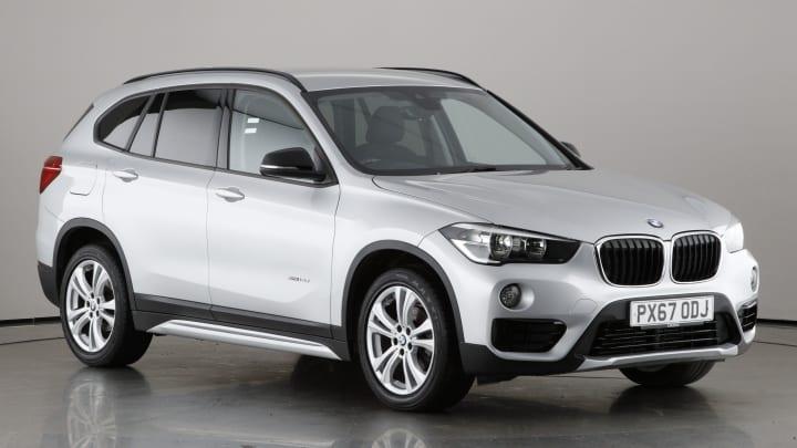 2017 used BMW X1 2L Sport 18d