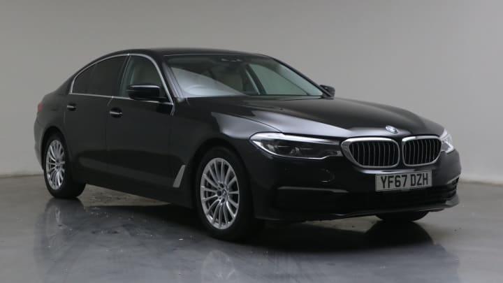 2018 used BMW 5 Series 3L SE 540i