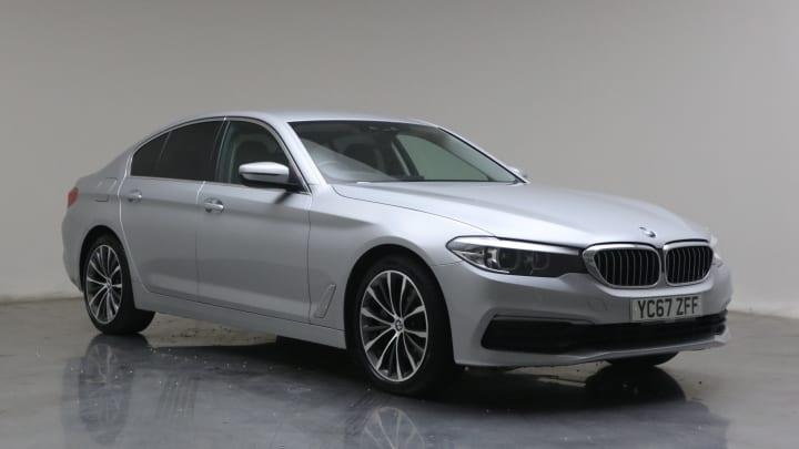 2017 used BMW 5 Series 3L SE 530d