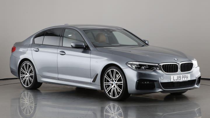 2019 used BMW 5 Series 3L M Sport 530d
