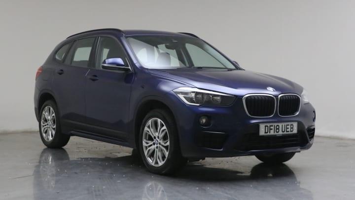 2018 used BMW X1 1.5L Sport 18i
