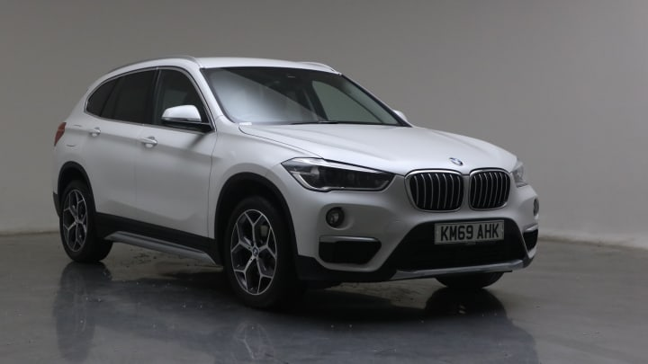 2019 used BMW X1 1.5L xLine 18i