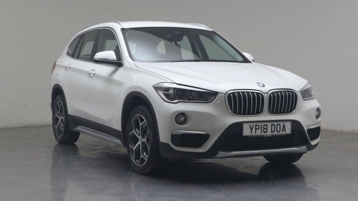 2018 used BMW X1 2L xLine 18d