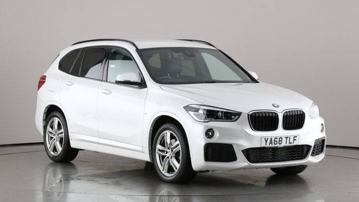 2018 used BMW X1 2L M Sport 18d