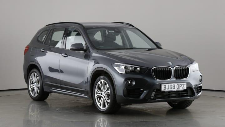 2018 used BMW X1 2L Sport 20d