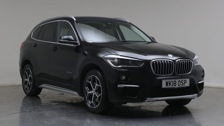 2018 used BMW X1 2L xLine 20d