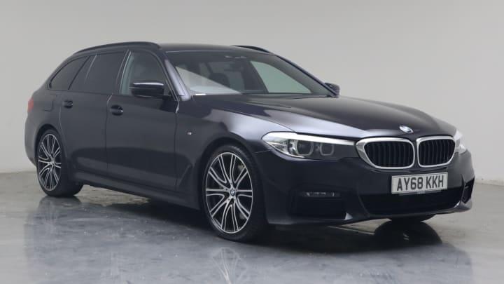 2018 used BMW 5 Series 3L M Sport 540i