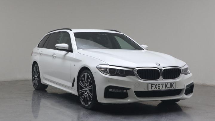 2017 used BMW 5 Series 3L M Sport 530d