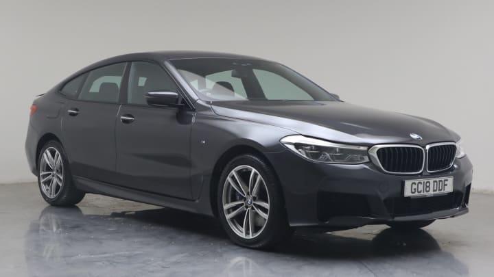 2018 used BMW 6 Series Gran Turismo 3L M Sport 630d