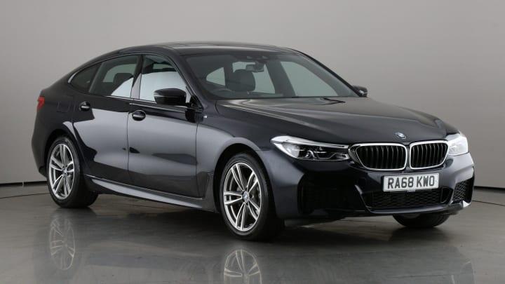 2018 used BMW 6 Series Gran Turismo 2L M Sport 620d