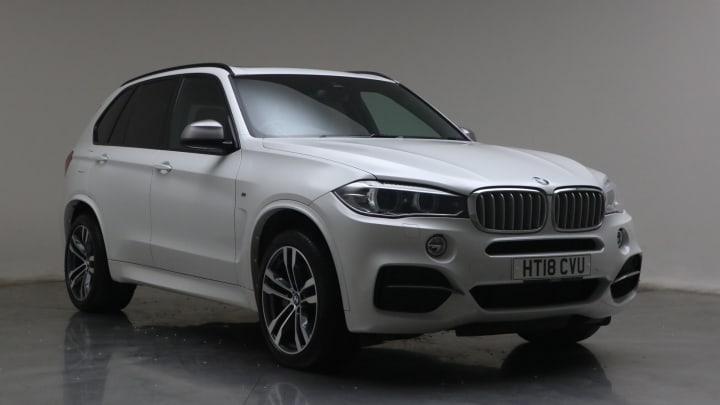 2018 used BMW X5 3L M50d