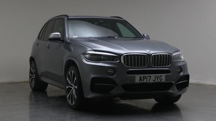 2017 used BMW X5 3L M50d