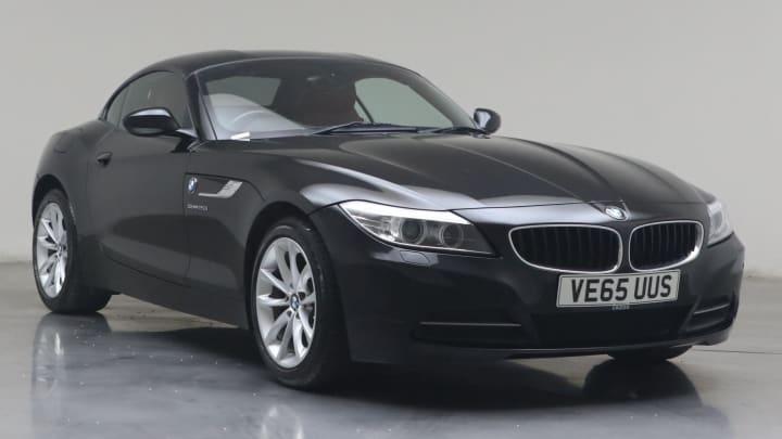 2015 used BMW Z4 2L 20i