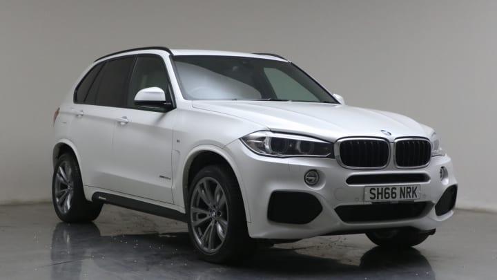2016 used BMW X5 2L M Sport 25d