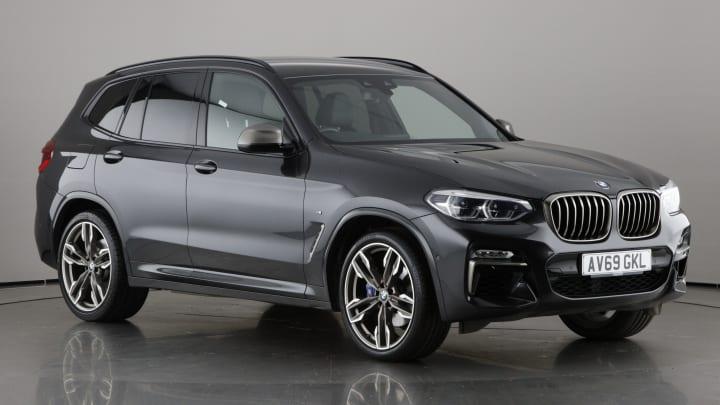 2019 used BMW X3 3L M40i