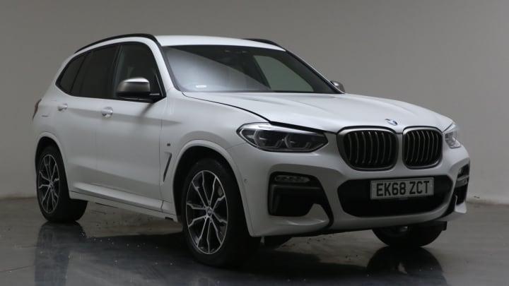 2018 used BMW X3 3L M40i