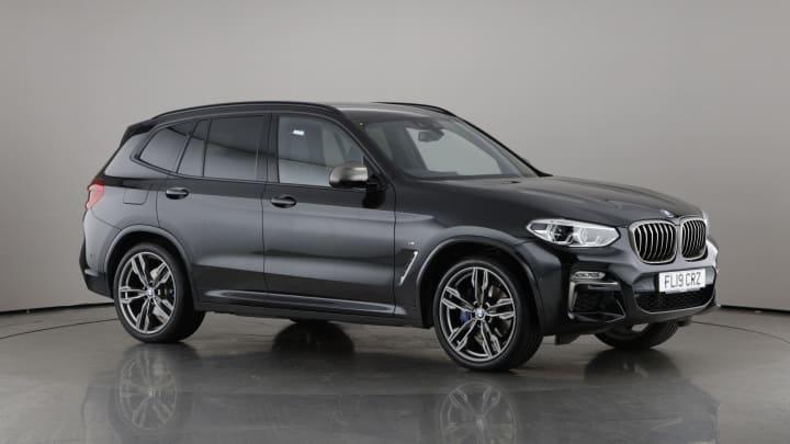 2019 used BMW X3 3L M40d